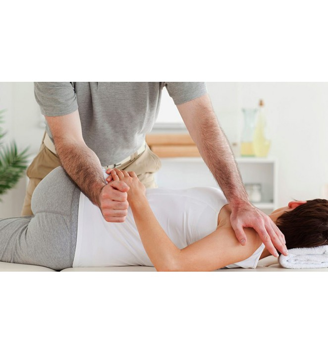 Osteopathy  ( First Trial)